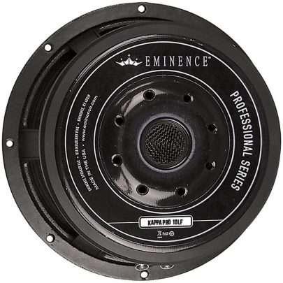 Eminence KAPPA PRO-10LF: 10 inch Pro Woofer-0