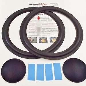 Jensen 12 inch Refoam Kit (F12-2)-2525