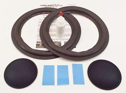 Jensen 10 inch Refoam Kit (F10-5)-2516