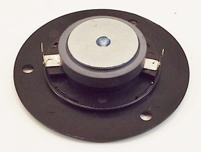 MW Audio MT-4000: .5 inch Dome 4 ohm Tweeter-2598