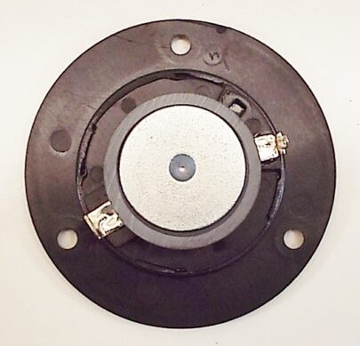 MW Audio MT-4000: .5 inch Dome 4 ohm Tweeter-2599