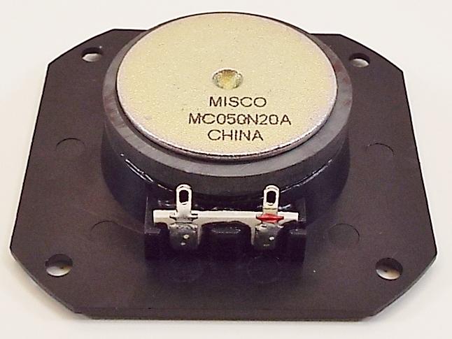 MW Audio MC050N20A: 2 inch Cone Tweeter-2606