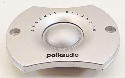 Polk Audio RD0092-1: 1 inch Dome Tweeter -2644