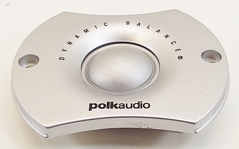 Polk Audio RD0092-1: 1 inch Dome Tweeter -2644