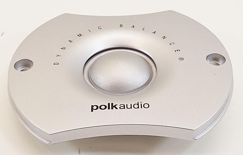 Polk Audio RD0093-1: 1 inch Dome Tweeter -2636