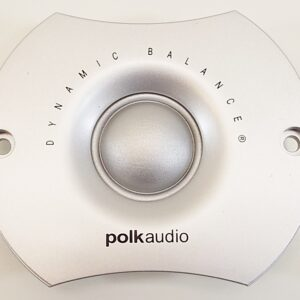 Polk Audio RD0093-1: 1 inch Dome Tweeter -0