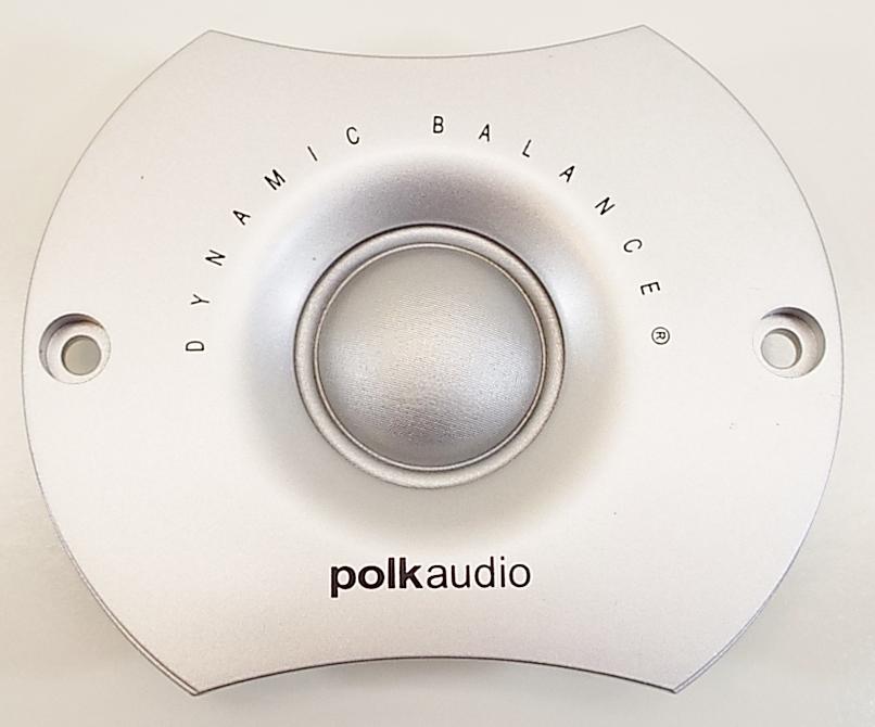 Polk Audio RD0093-1: 1 inch Dome Tweeter -0
