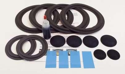 Epicure Model 2 Refoam Kit (F4-7, F8-2)-2619
