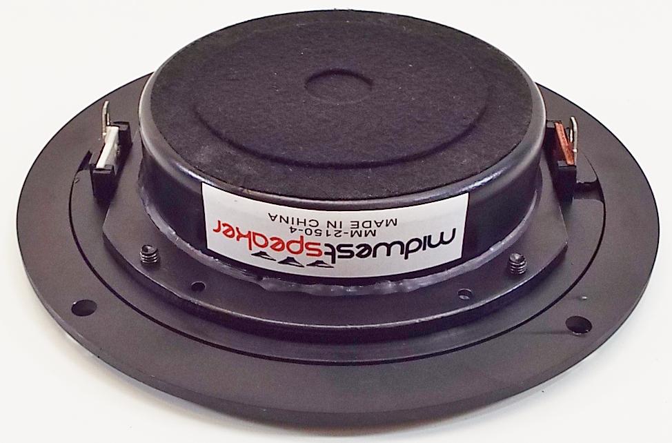 MW Audio MM-2150: 3 inch Dome Infinity Copy Midrange-2689