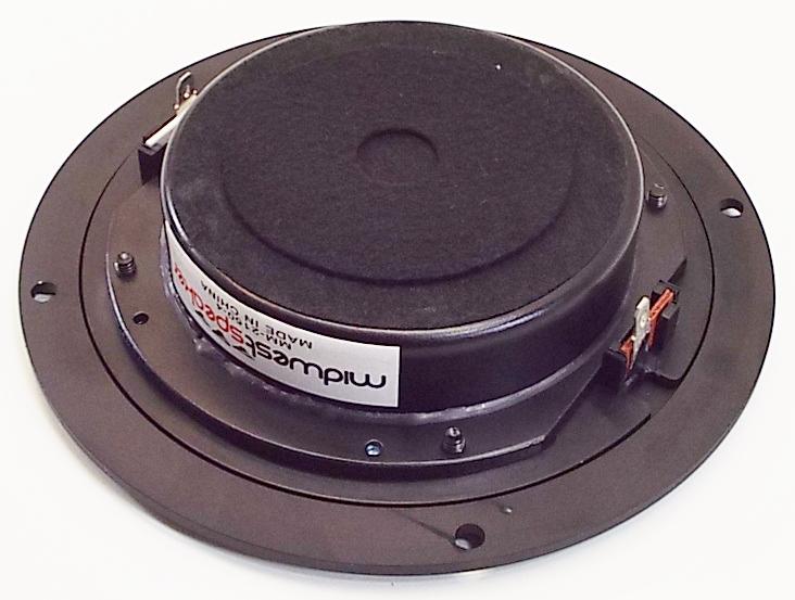 MW Audio MM-2150: 3 inch Dome Infinity Copy Midrange-2693