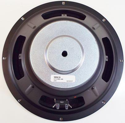 MW Audio OC12WF-8B: 12 inch Woofer -2754