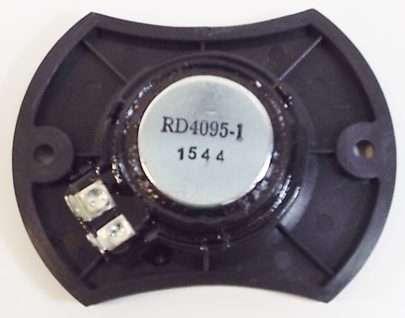Polk Audio RD4095-1: 1 inch Dome Tweeter -2730