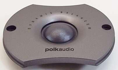 Polk Audio RD7095-1: 1 inch Dome Tweeter -2759