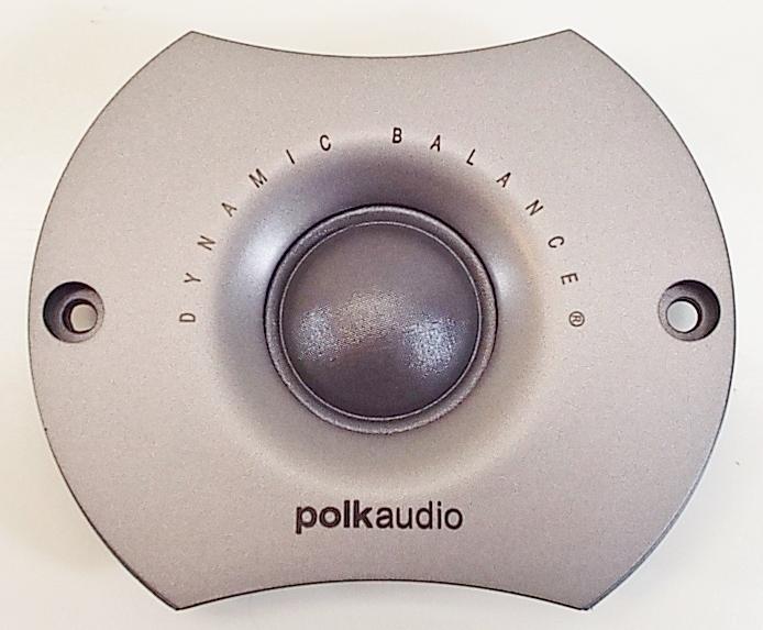 Polk Audio RD7095-1: 1 inch Dome Tweeter -0