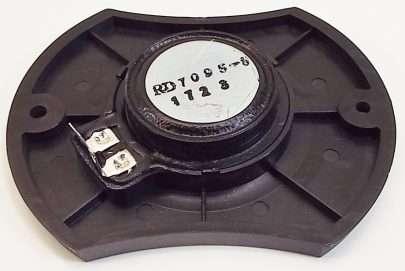 Polk Audio RD7095-1: 1 inch Dome Tweeter -2761