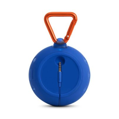 JBL Clip 2 Blue Portable Bluetooth Speaker-2768