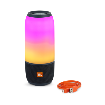 JBL Pulse 3 Portable Bluetooth Speaker-2776